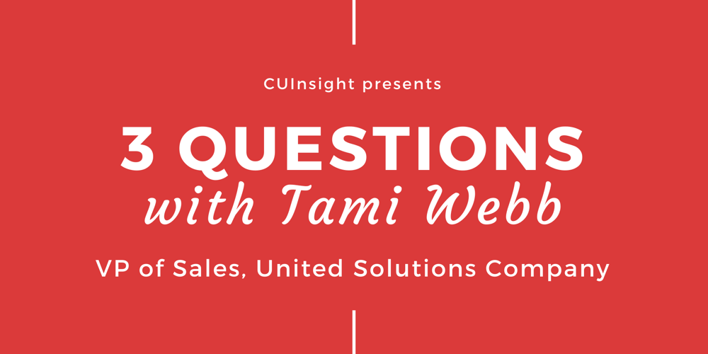 3 Questions with United Solutions Company's Tami Webb