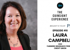 The CUInsight Experience podcast: Laura Campbell – Push forward (#111)