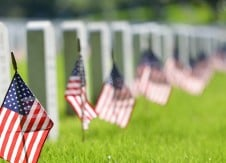 Serving the families of the fallen this Memorial Day