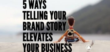 How telling your brand story elevates your business