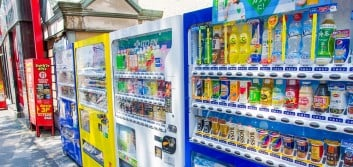 Lessons in self-serve payments technology from Japanese vending machines