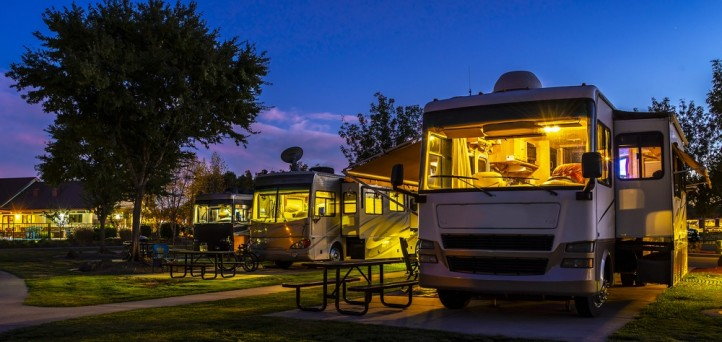 How a former airline credit union dominates RV loans