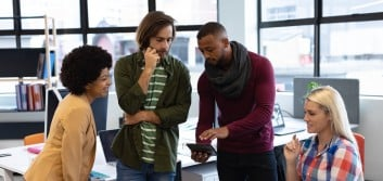 Transforming workplace culture through diversity, equity and inclusion