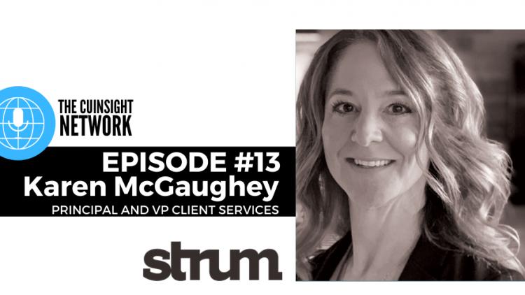 The CUInsight Network podcast: Strategic marketing – Strum (#13)
