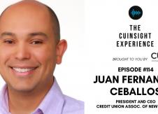The CUInsight Experience podcast: Juan Fernández Ceballos –  Remaining focused (#114)