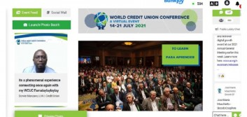 2021 World Credit Union Conference opens with emphasis on digital transformation