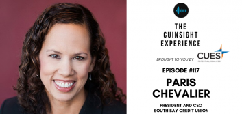 The CUInsight Experience podcast: Paris Chevalier – Creating solutions (#117)
