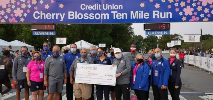 Credit unions raise more than $180K for CMN Hospitals