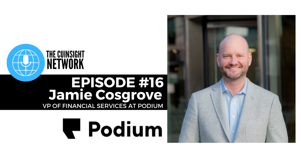 The CUInsight Network podcast: Personalized connections – Podium (#16)