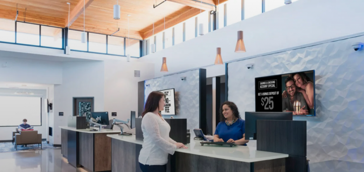 Branch Project: HAPO Community Credit Union WELL Certified Branch