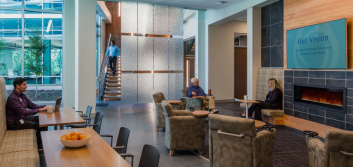 Workplace Project: Oregon State Credit Union Sunset Operations Center