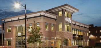 Workplace Project: RiverFall Credit Union Headquarters