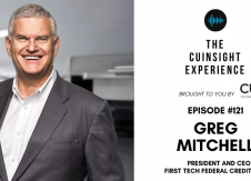 The CUInsight Experience podcast: Greg Mitchell – Going beyond (#121)