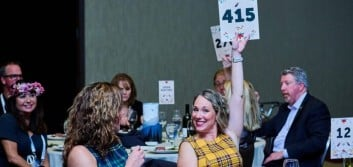 NWCUA auction raises $1 million for Children's Miracle Network Hospitals